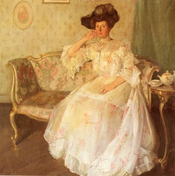 Virginia Mathews James